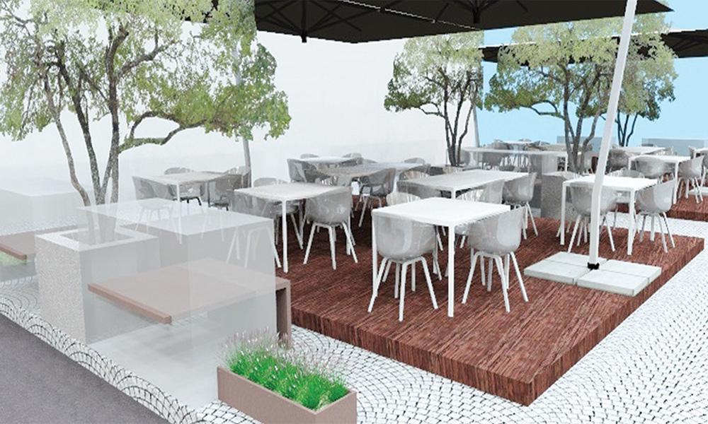Arredo urbano studio pad architettura e design di for Un arredo urbano